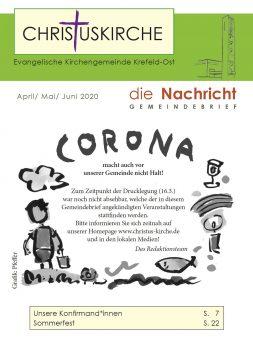 Christuskirche_gemeindebrief-2020
