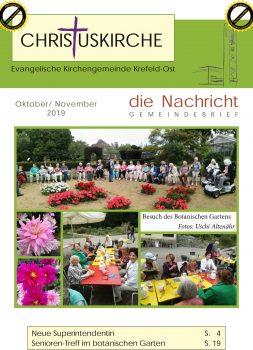 christus-kirche-gemeindebrief-okt-2019