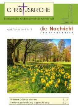 Gemeindebrief-April-2019