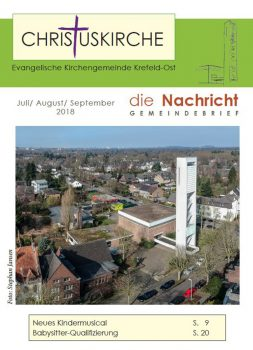 Christuskirche-Gemeindebrief-6-2018